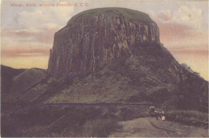 Mlengana Rock - Western Pondoland